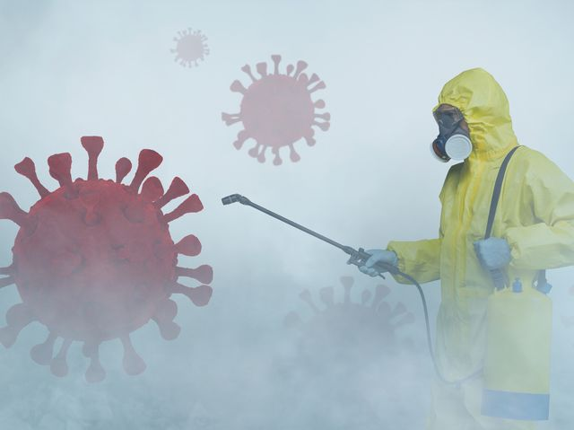 Benefits of hiring a professional sanitizing and disinfecting company